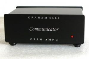 Graham Slee GramAmp2 Communicator Phono-Vorverstärker