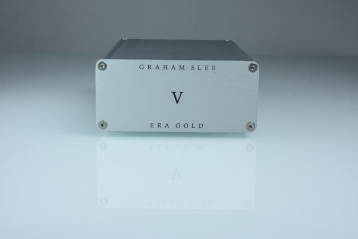 Graham Slee Era Gold V - Frontseite