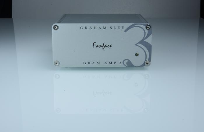 GramAmp 3 Fanfare - Frontseite
