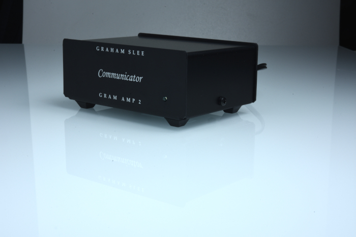 GramAmp 2 Communicator - Frontseite