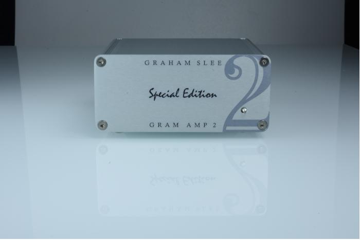 Graham Slee GramAmp 2 SE - Frontseite