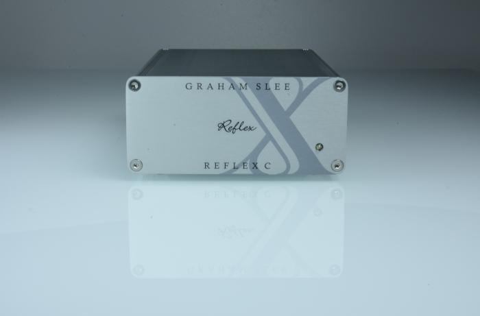 Graham Slee Reflex C - Frontseite