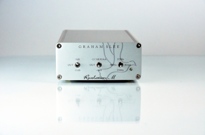Graham Slee Revelation - Frontseite